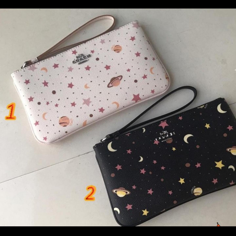 Wallet Clutch F30058 Womens Wrist Bag