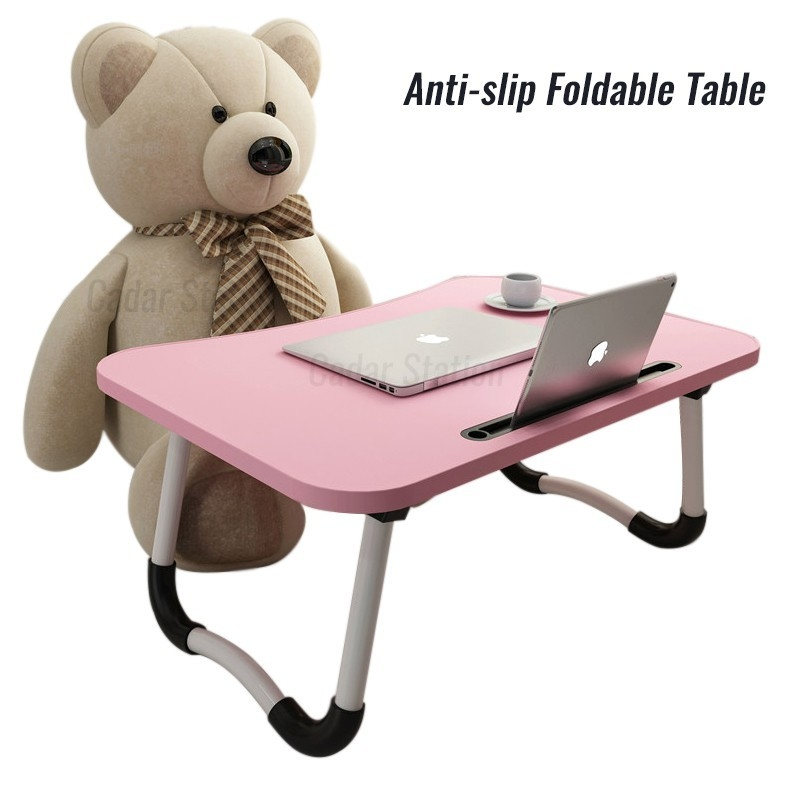 Anti-slip Bed Laptop Table