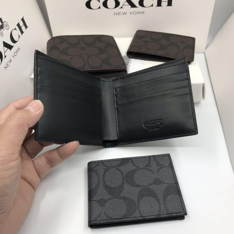 C74993 Mens Cardholder Short Wallet Classic Mens Wallet