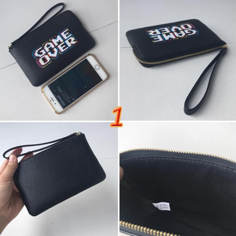 Womens wallet clutch F73399 F73390 F75594 F73387 F73449 wrist bag