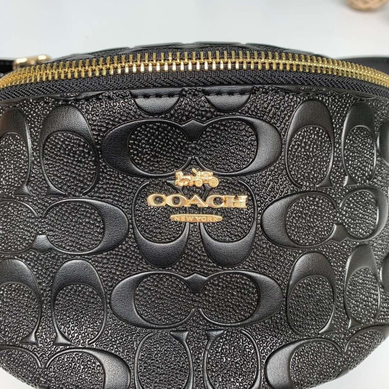 (SG COD) Women's Coach pockets F48741 Messenger bag shoulder bag