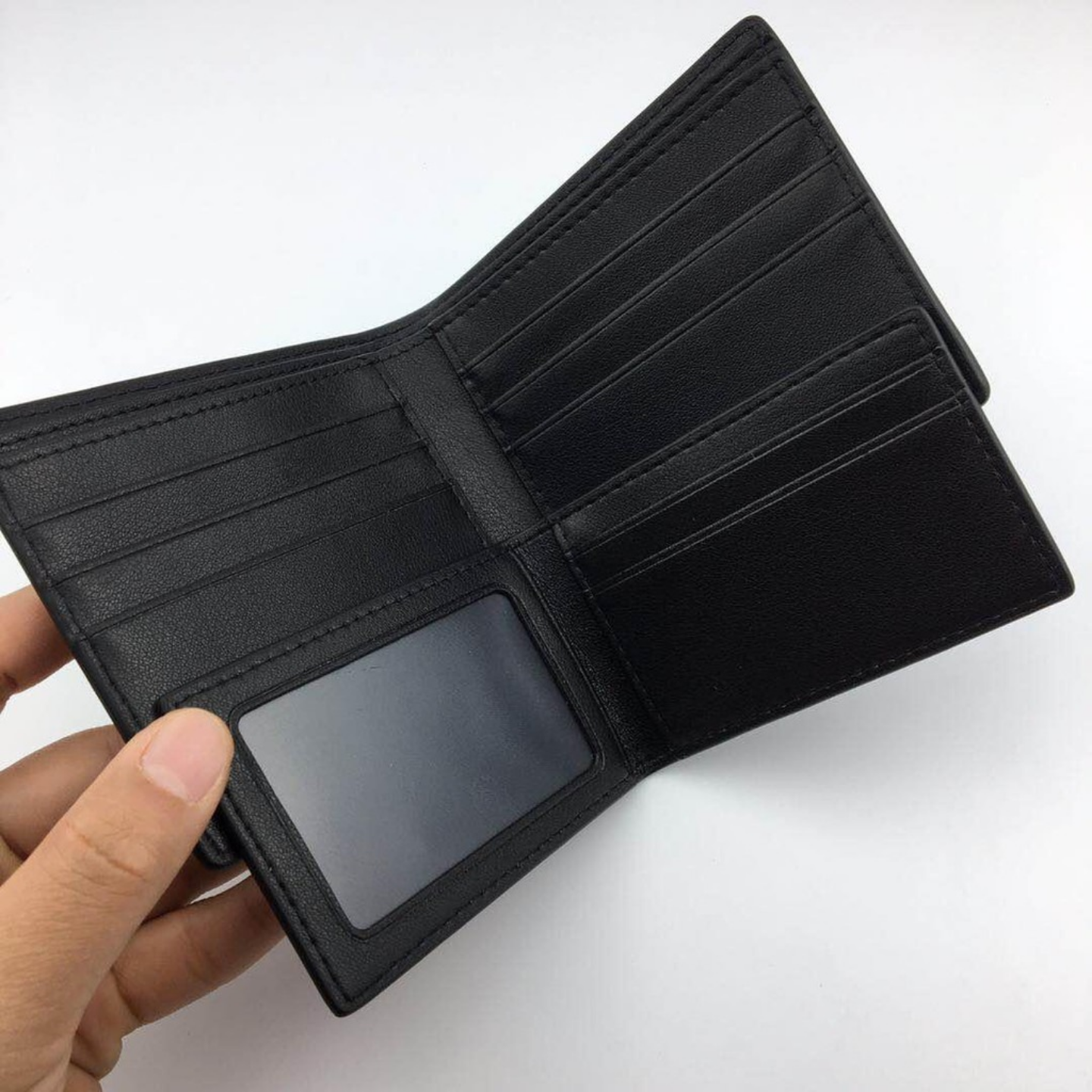 Limited Time Spike Mens Wallet F74991 Wallet and Cardholder Short Wallet Wallet Casual Wallet