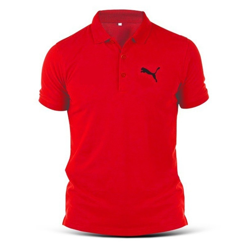 Puma Logo Racing BMW Mercedes Ducati Ferrari Polo Shirt