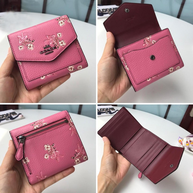 Womens Wallet Cardholder F28445 Short Wallet