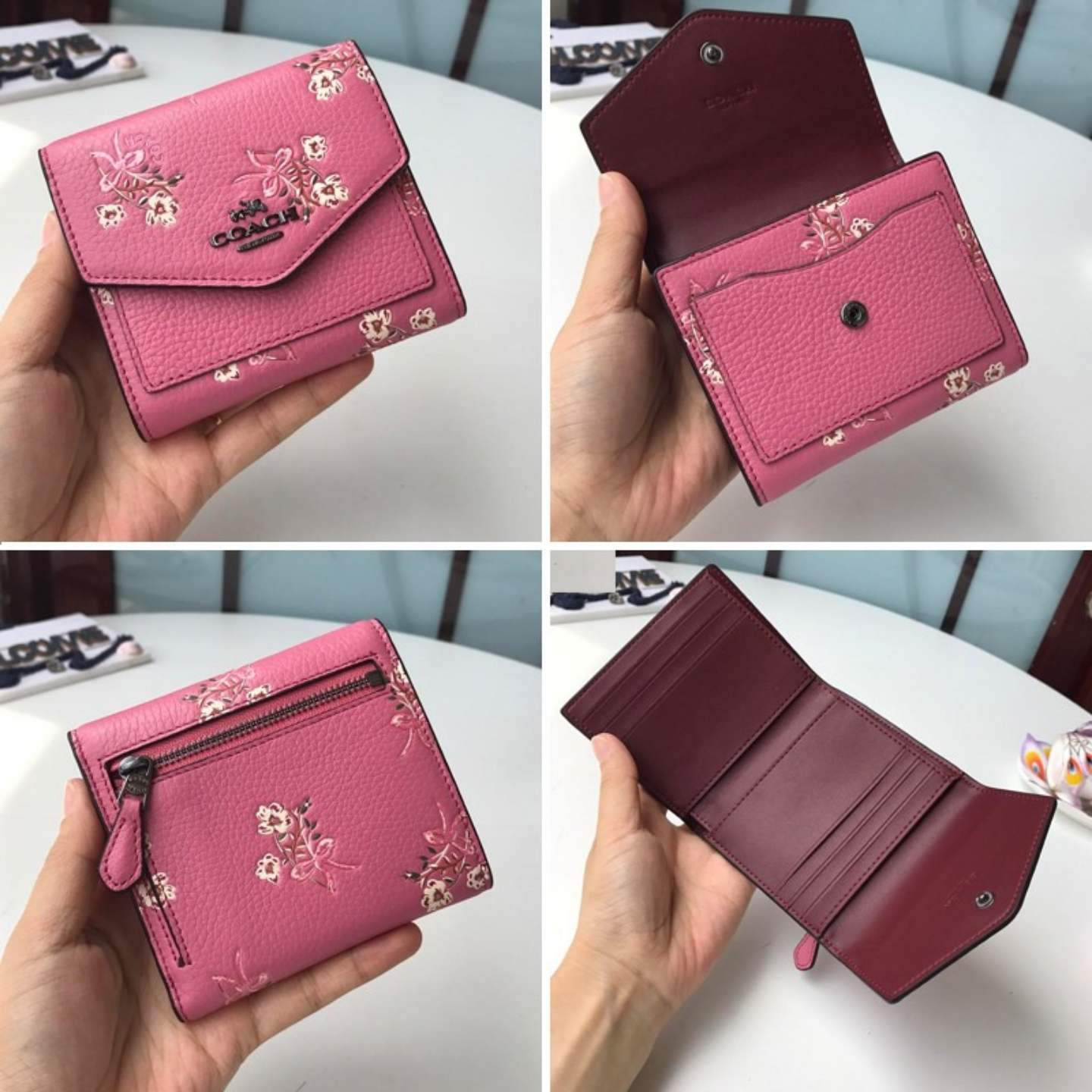 Womens wallets F31548 F28445 F59972 F67246 wallets and cardholder short wallets fashion wallets