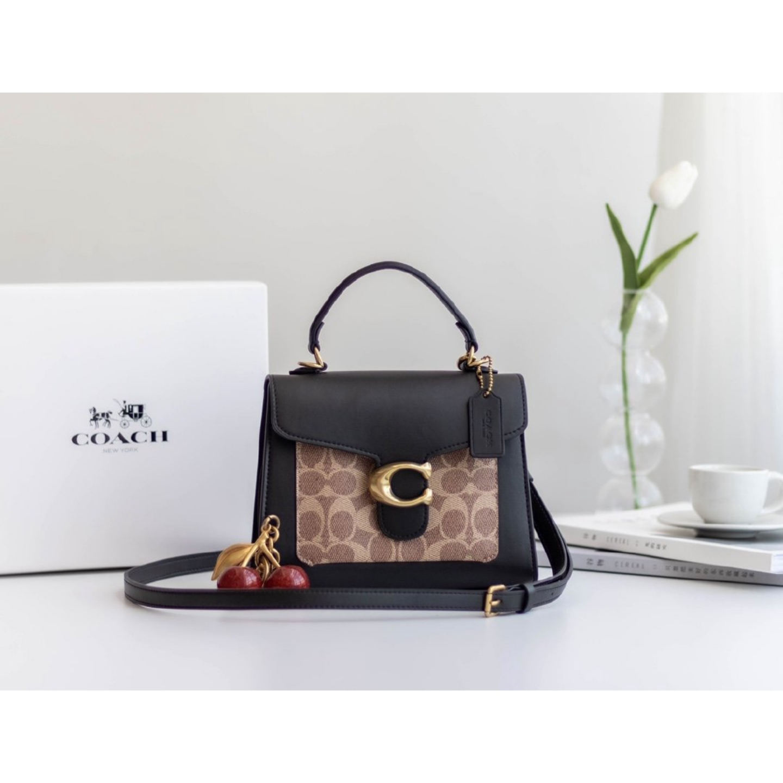(SG COD)  Women's Coach   Bags / F870 / Messenger bag / Handbag / Shoulder bag / Fashion bag