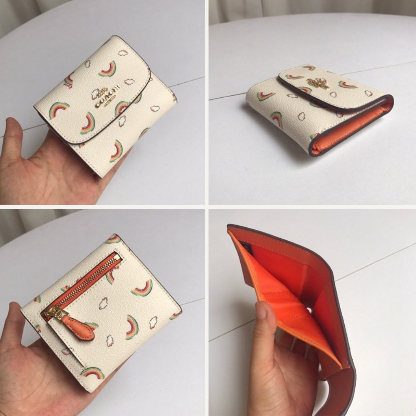 Womens wallet and card holder F73479 F73481 F73478 short wallet