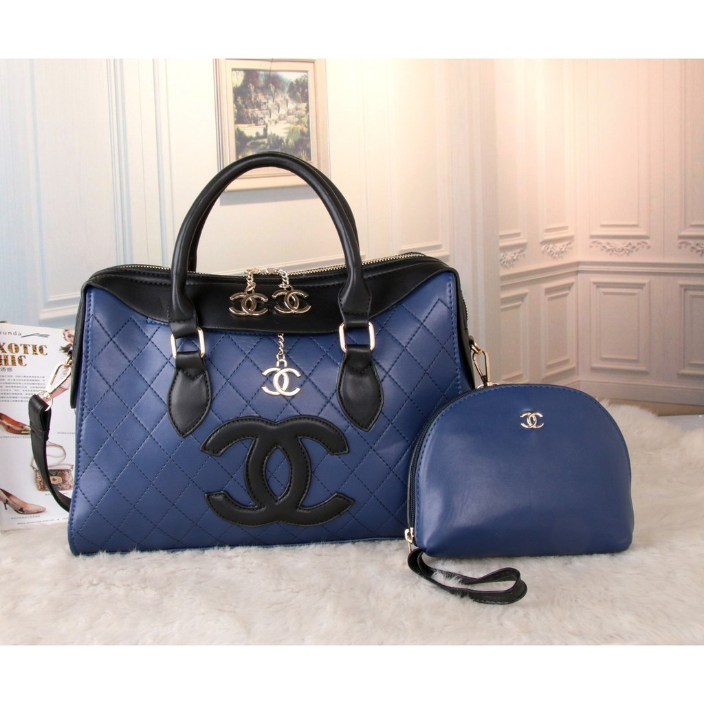 Chanel Fashion Letter Logo Printed Lady's Handbag