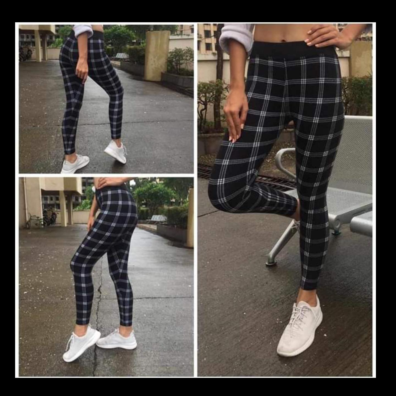 Trendy track pants