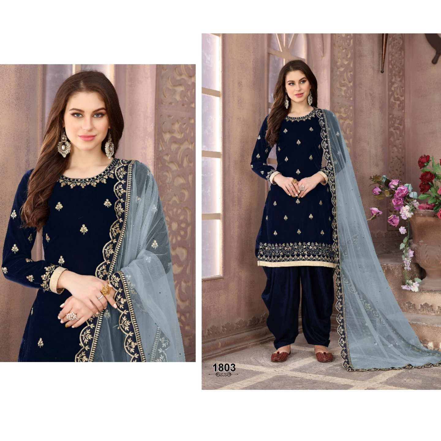 Suits for women Twisha 1800 Series