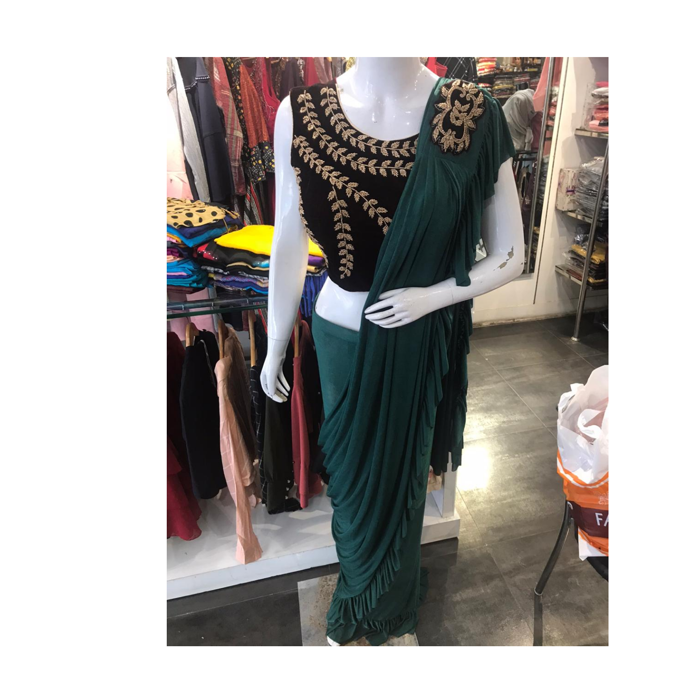 Ready to wear saree