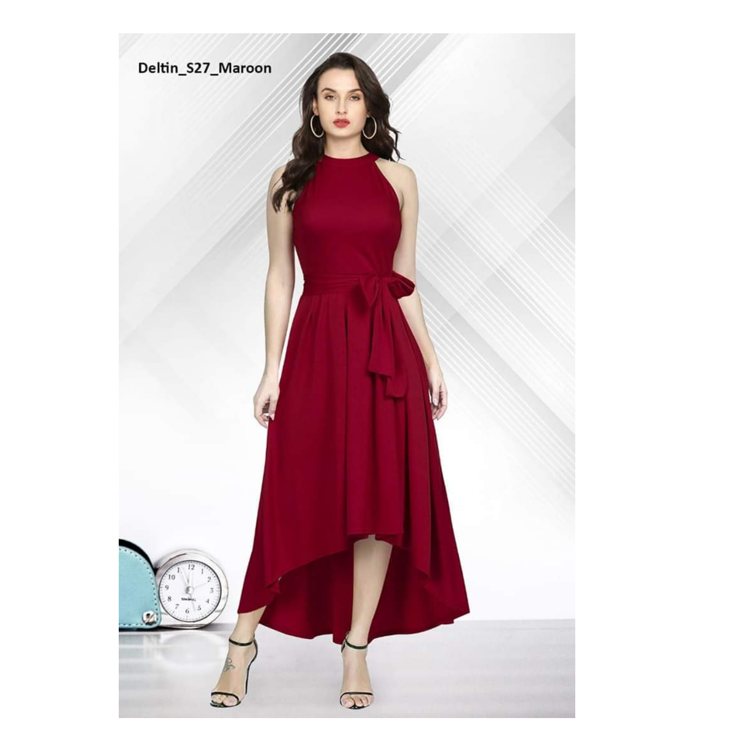 New launch Rayon dress