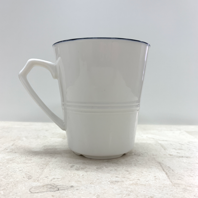 WHITE COFFEE Mug Hello Hjem