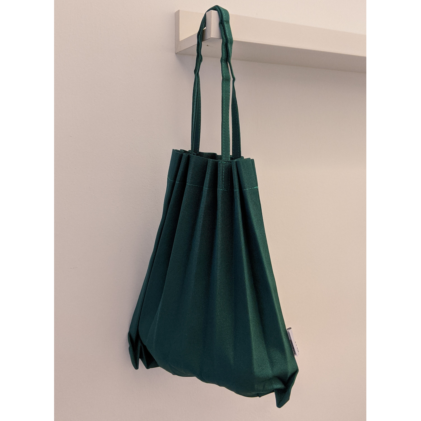 MINI PLEATS BAG in Green Shop Boonniee