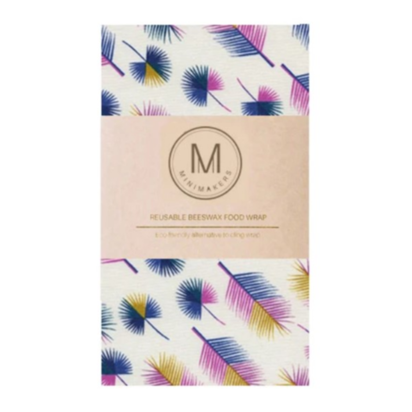 FEATHERS Premium Cotton Beeswax Wrap Minimakers