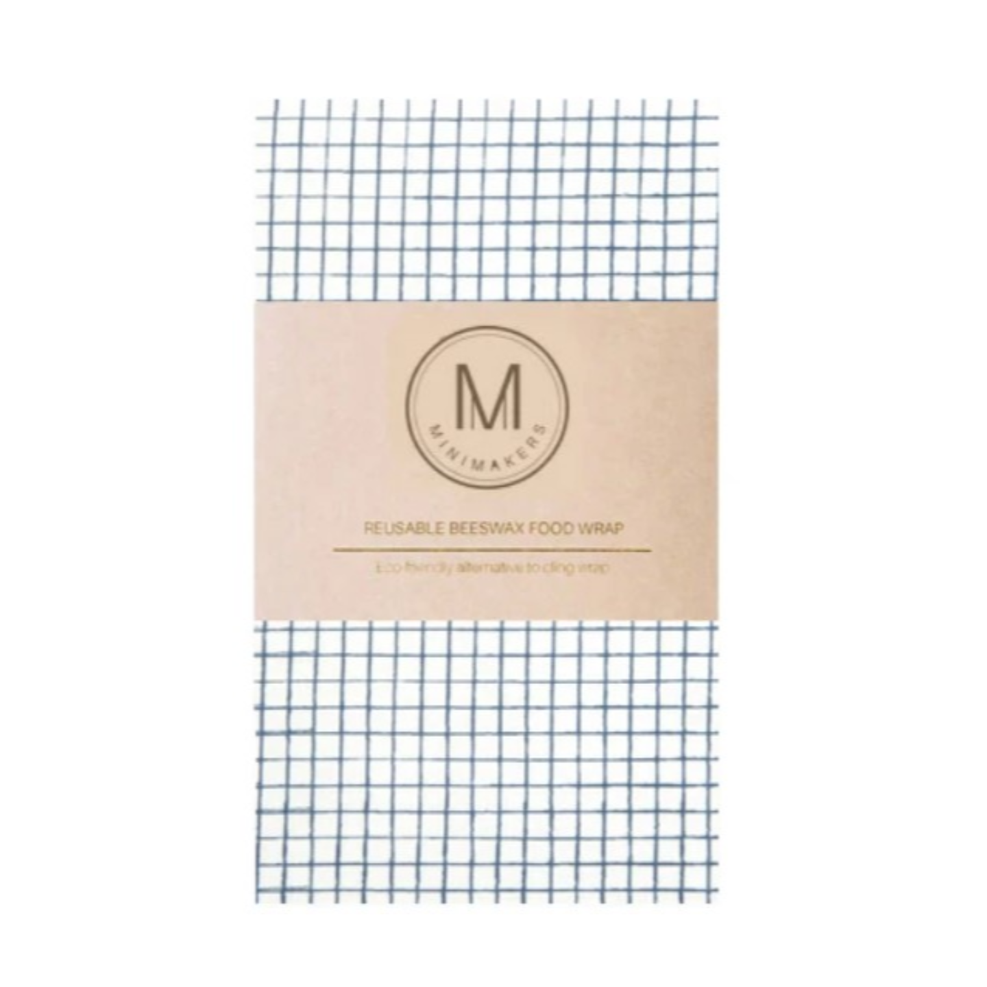 CHECKMATE Premium Cotton Beeswax Wrap Minimakers