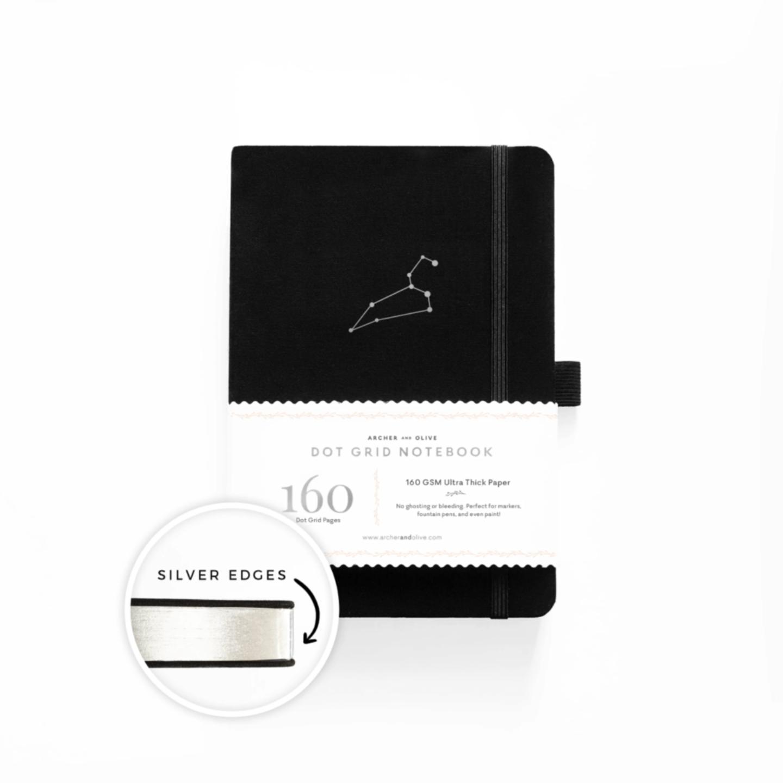LEO Zodiac Notebook Revel