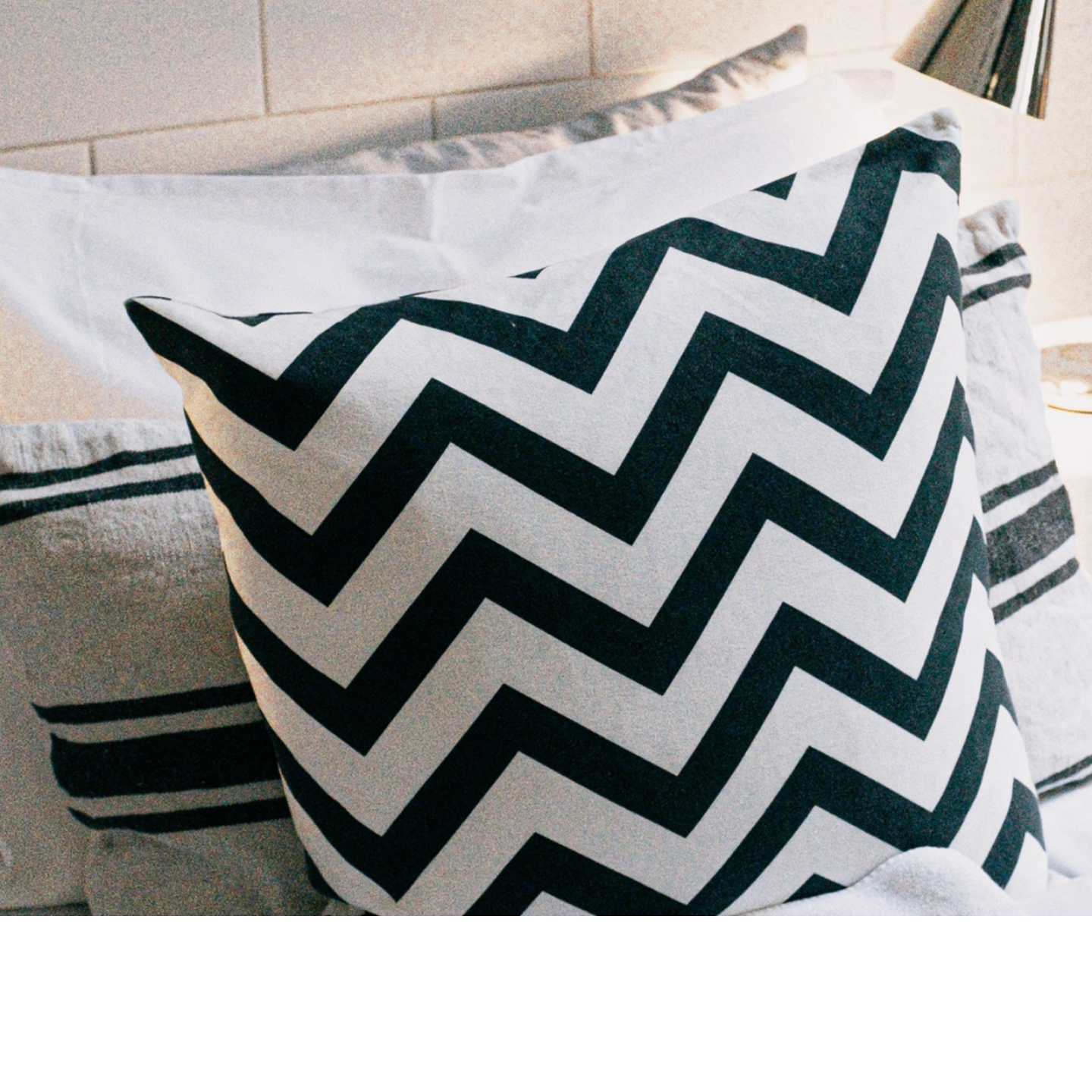 Cushion Cover up to 60cm x 60cm  Pillow Case up to 50cm x 90cm Dry Clean