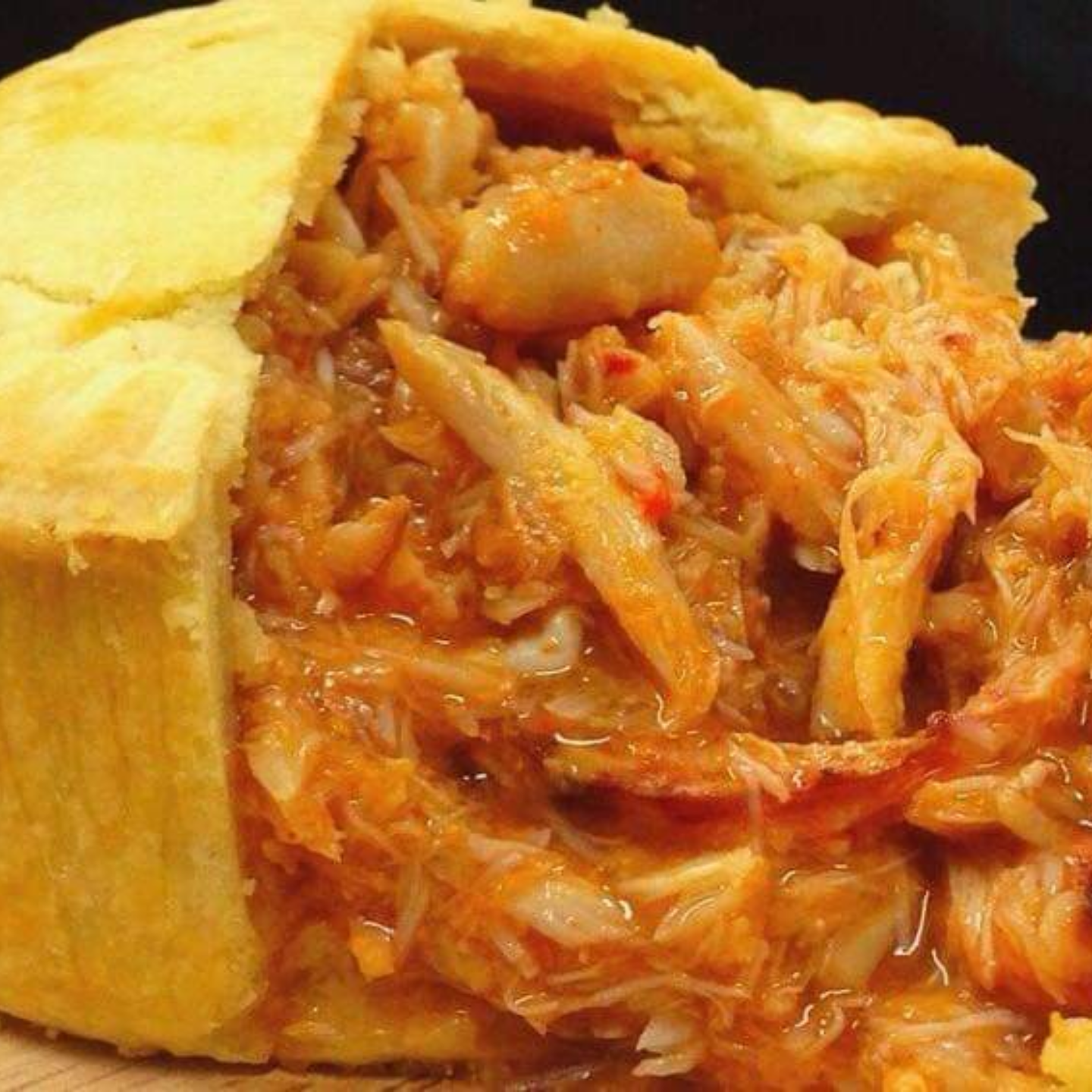 Chilli Crab Pie