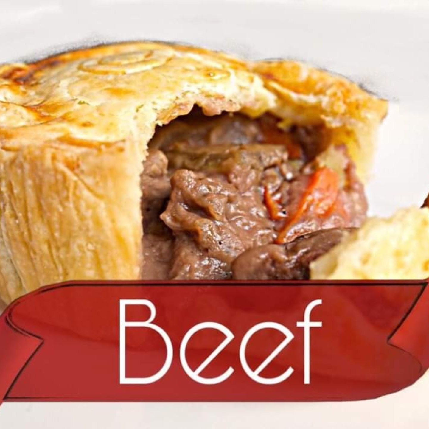 Steak & Onion Pie