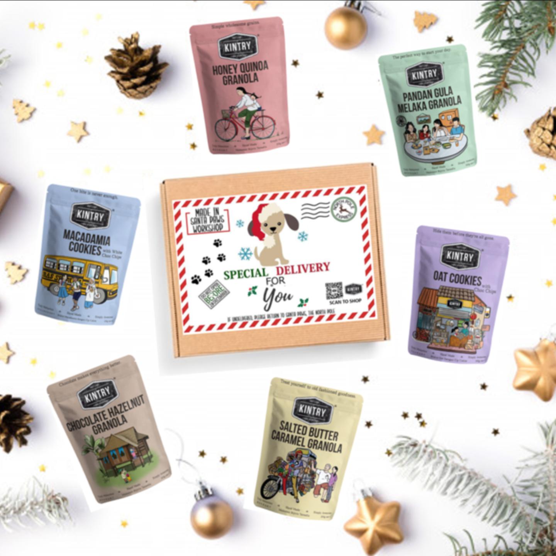 KINTRY Christmas Gift Box B