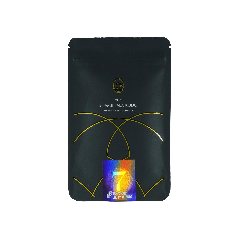 Crown Chakra Aromatic Incense (Sahasrara)