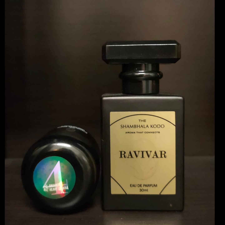 Ravivar & Heart Chakra Bundle