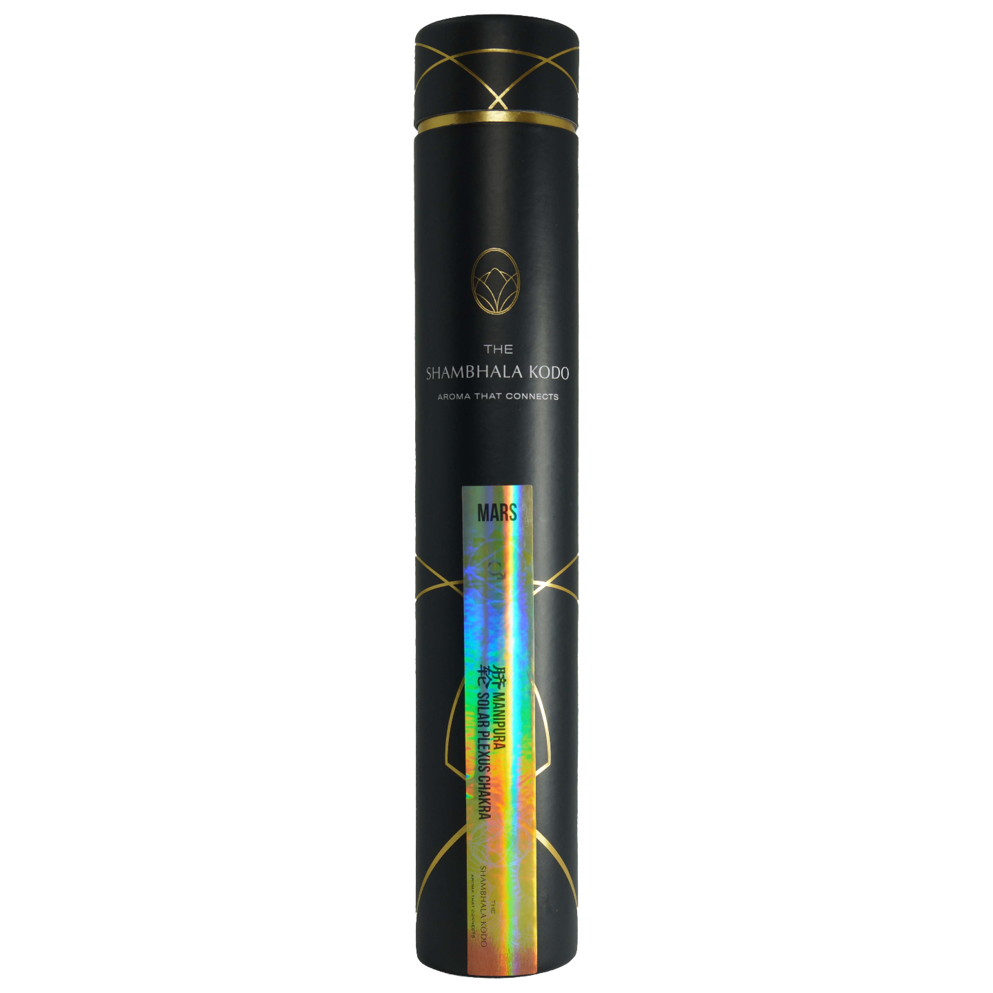 Solar Plexus Chakra Aromatic Incense Sticks (Manipura)