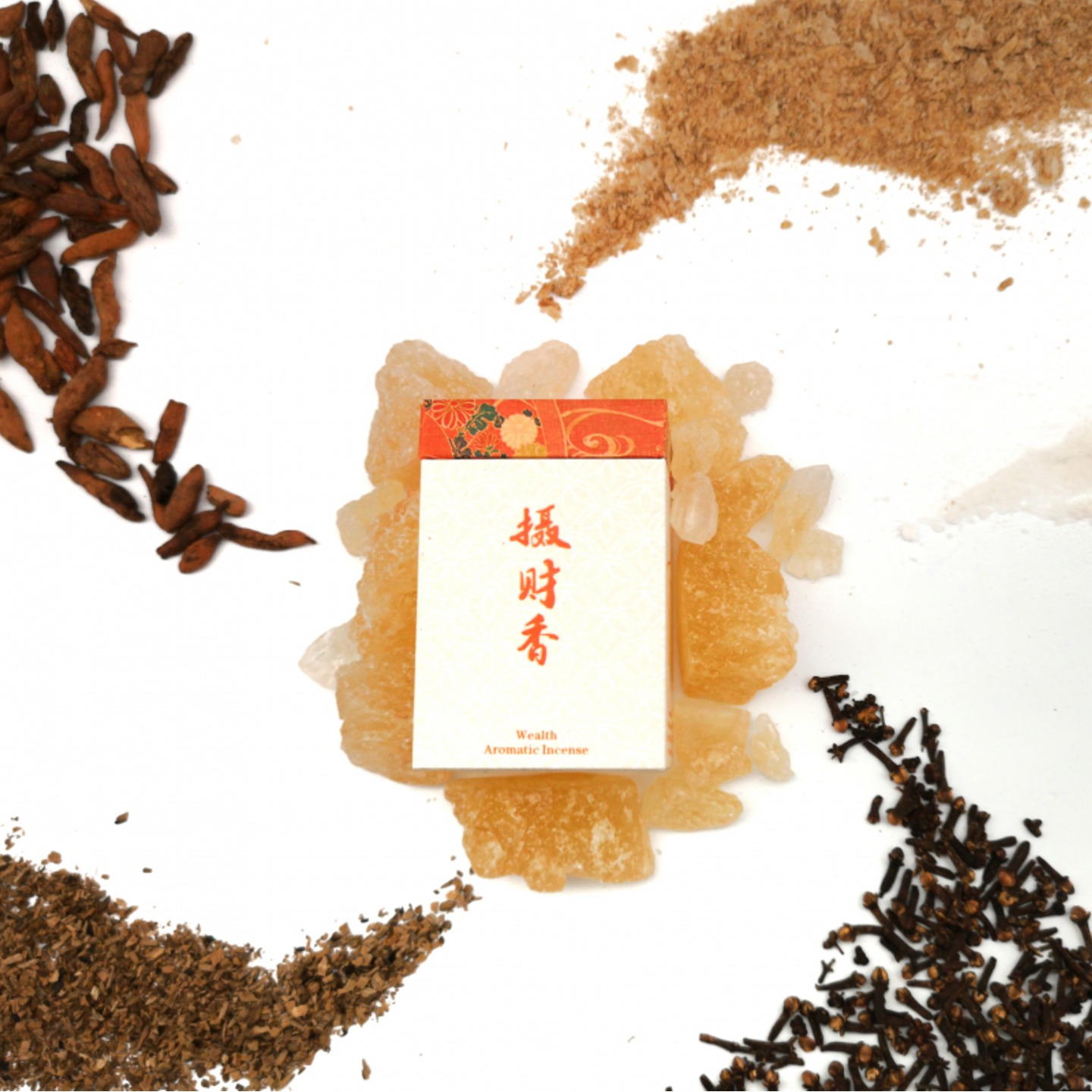 Wealth Aromatic Incense
