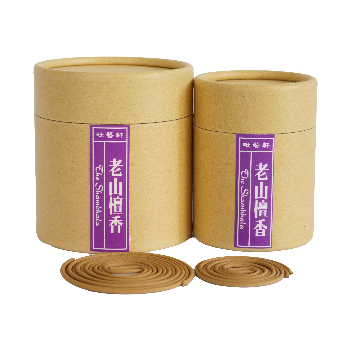 Sandalwood Incense Coils 老山檀盘香