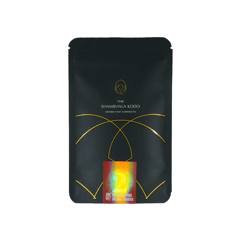 Sacral Chakra Aromatic Incense Svadhisthana