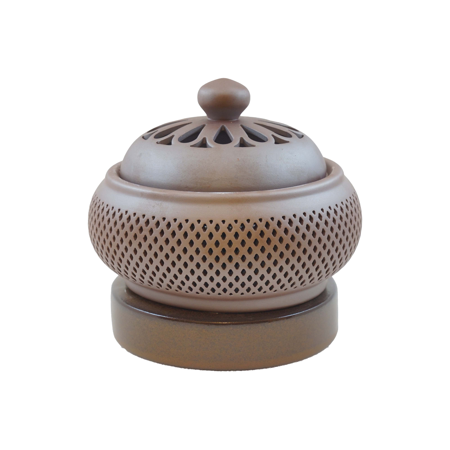 Electric Ceramic Incense Burner 调温定时电熏炉